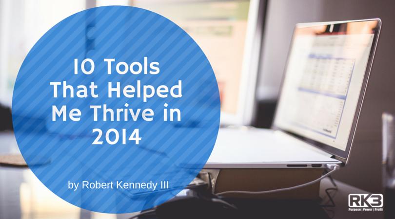 10 Tools - 2014