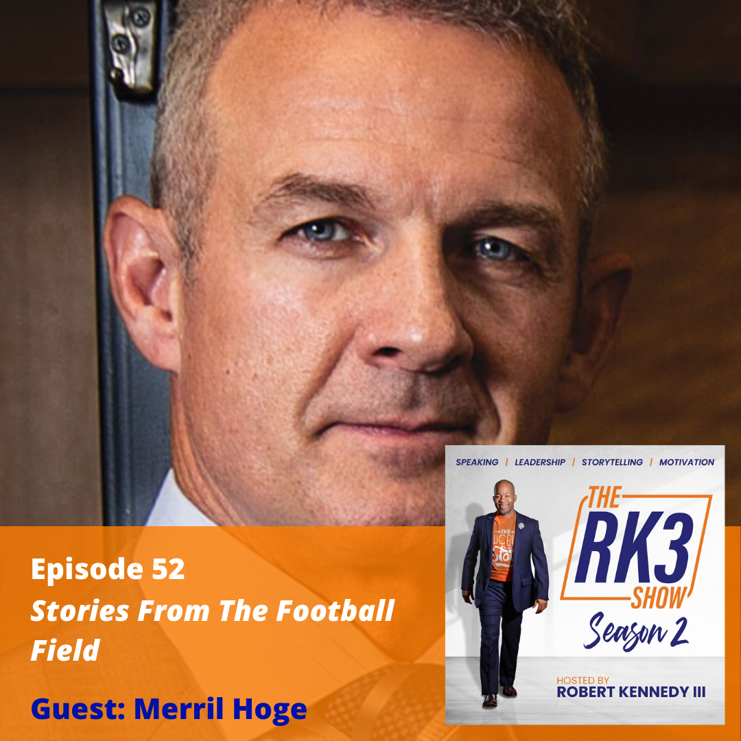 Merril Hoge - Stories From The Football Field