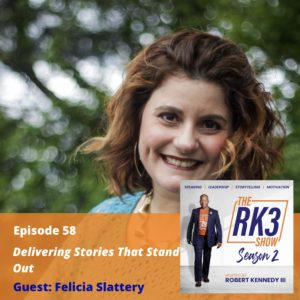 Felicia Slattery - Episode 58