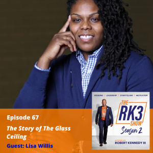 Lisa Willis - The Story of the Glass Ceiling