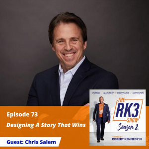 Chris Salem - Designing A Story That Wins