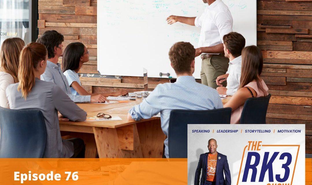 RK3 How To Make You Into A Presentation ROCKSTAR