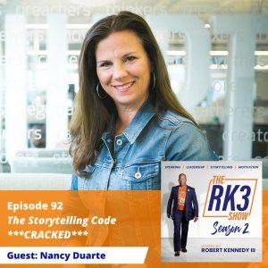 Episode 92 - Nancy Duarte